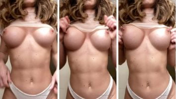 Read more about the article Eliza Rose Watson – Tits out of Sheer Top thothub